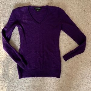 Anne Taylor Xs petite cashmere sweater great deal